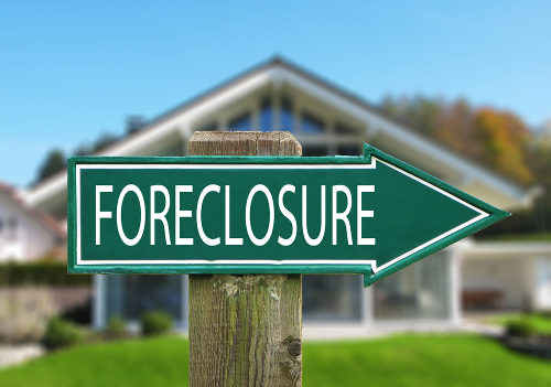 What to do after foreclosure