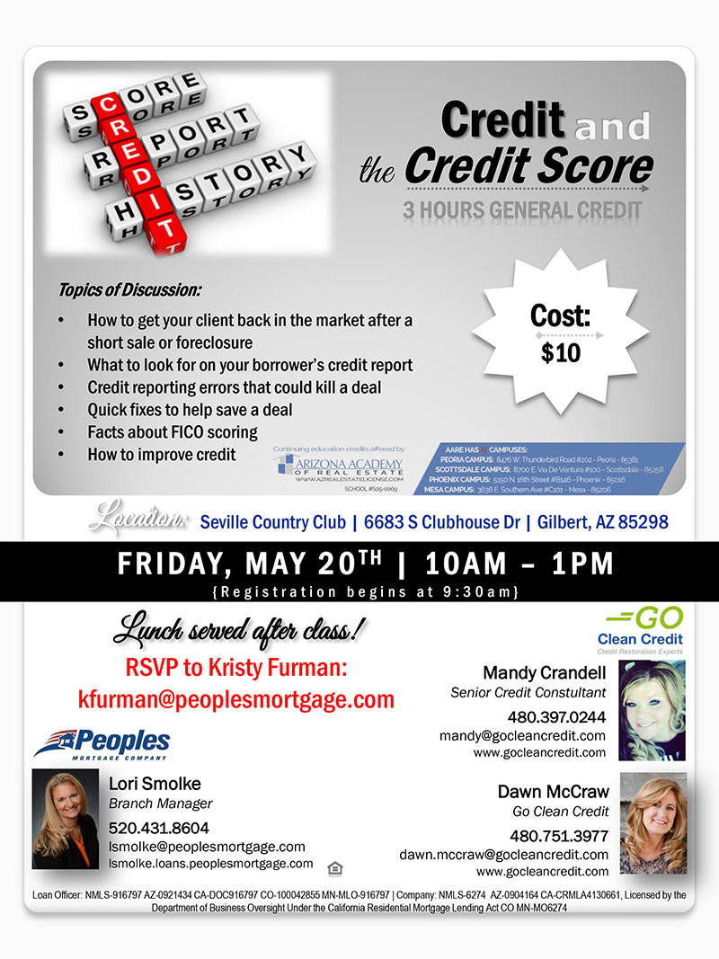Credit Repair Workshop
