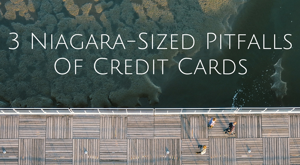 pitfalls of credit cards