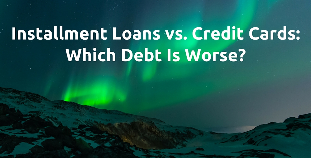Installment Loans vs. Credit Cards