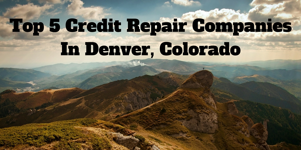 Credit Repair Companies In Denver