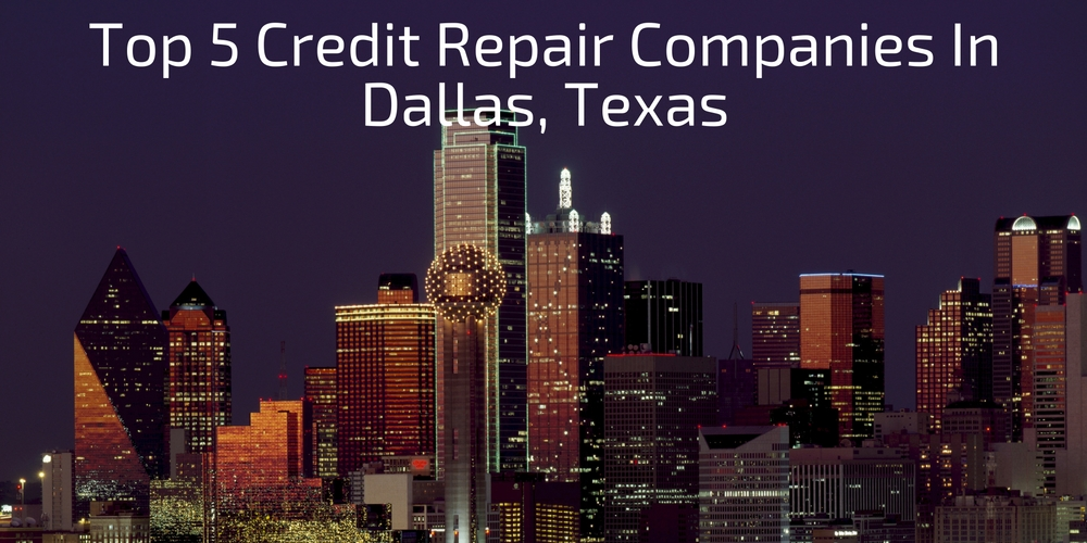 credit repair companies in Dallas