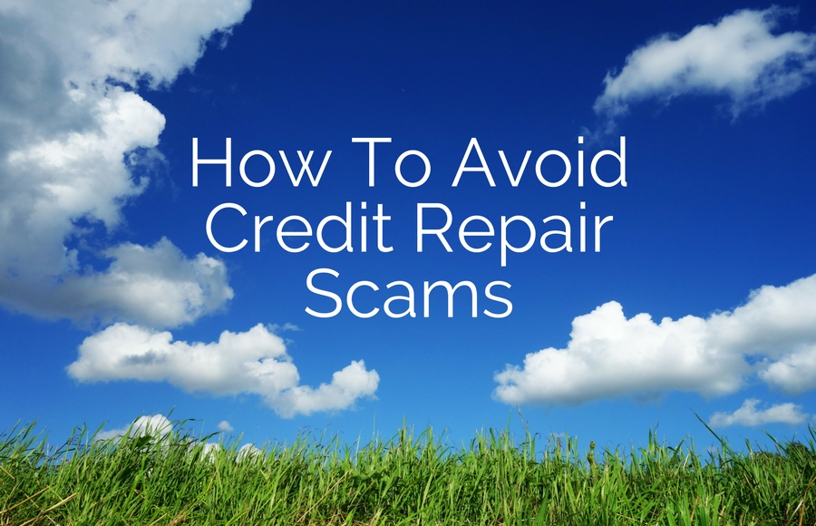 how to avoid credit repair scams