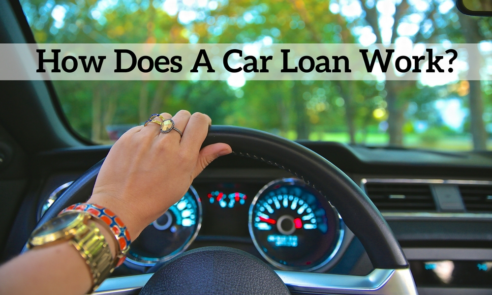how does a car loan work