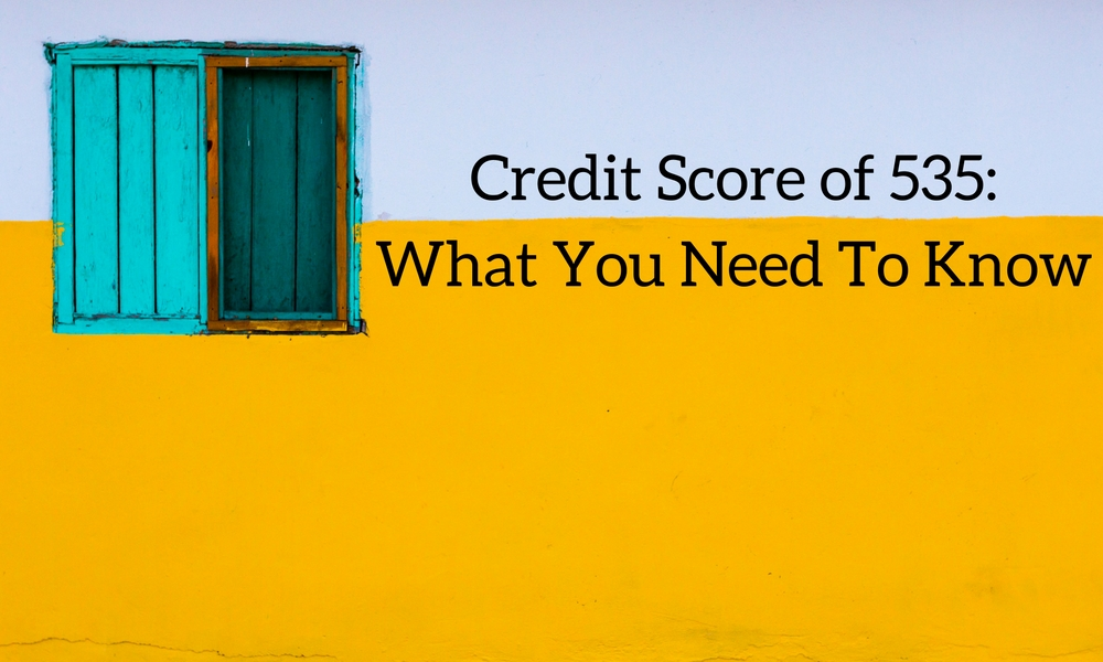 credit score of 535 impact on car loans home loans cards go clean credit. Black Bedroom Furniture Sets. Home Design Ideas