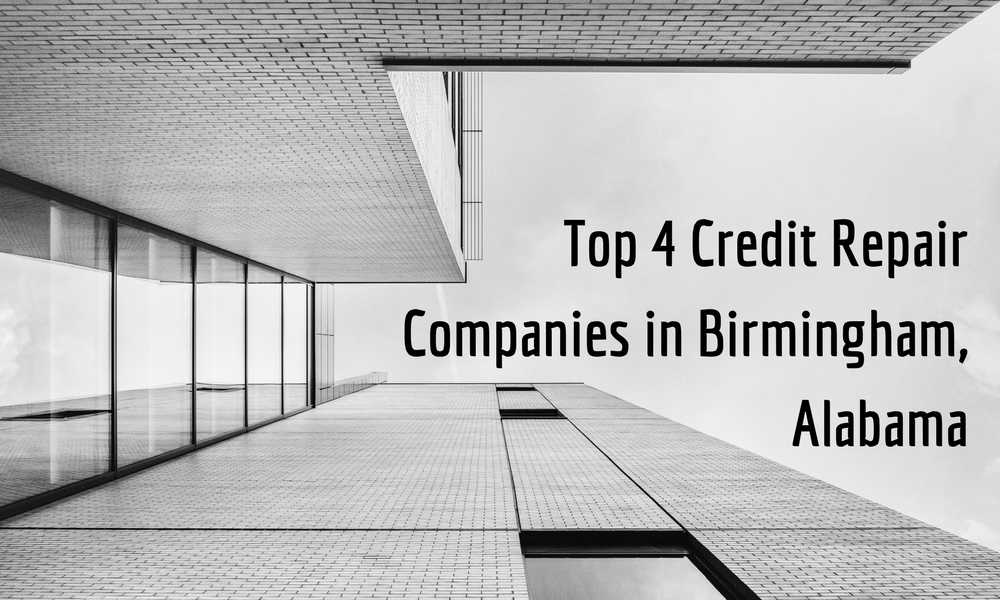 Credit Repair Companies in Birmingham, Alabama