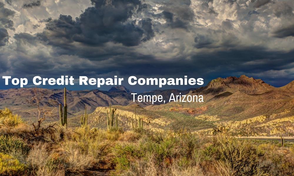 Top Credit Repair Companies In Tempe Arizona Go Clean Credit