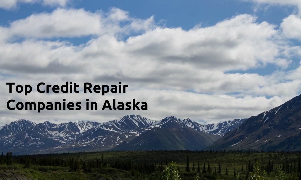 top credit repair companies in Alaska