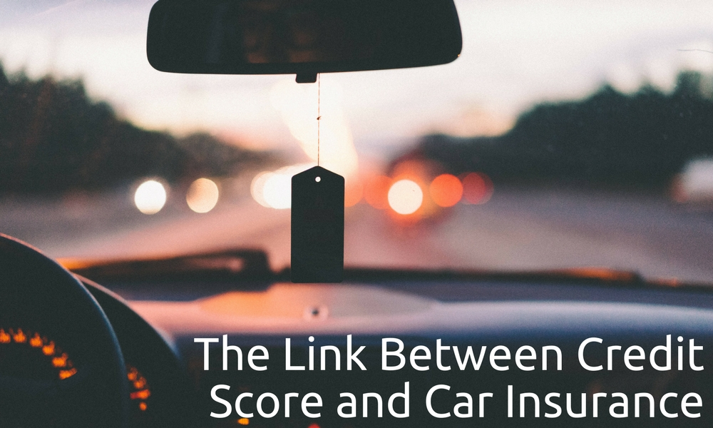 The Link Between Credit Score and Car Insurance
