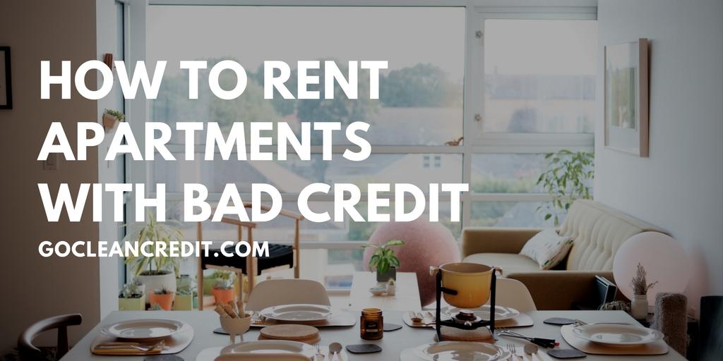 gcc apartments bad credit go clean credit. Black Bedroom Furniture Sets. Home Design Ideas