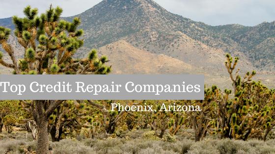 Best Credit Repair Arlington AZ