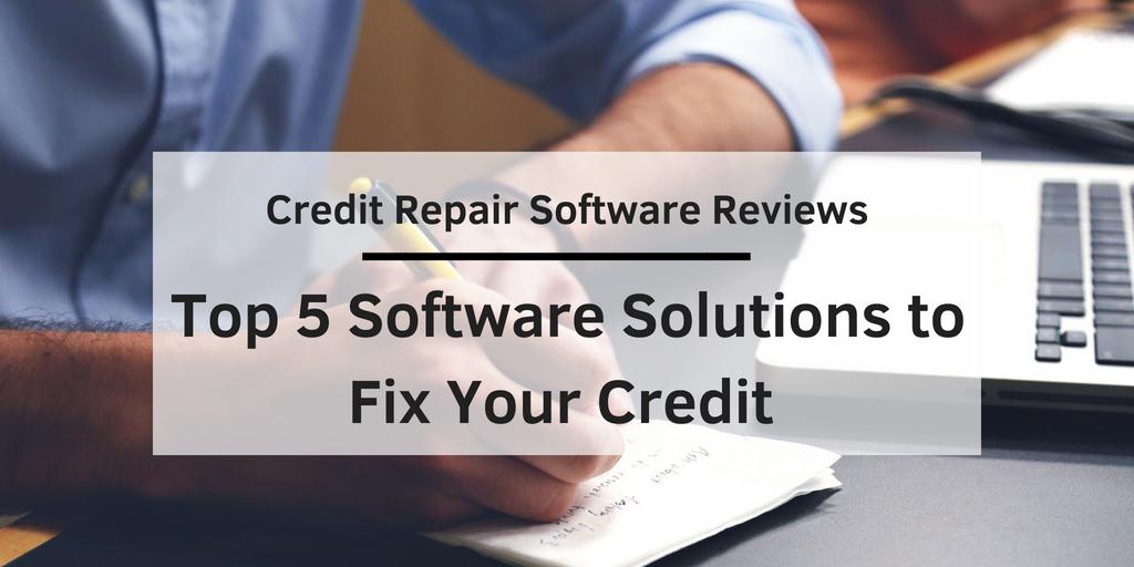 credit repair software reviews